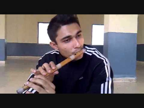 Naina Thag Lenge on Flute By Aditya Sharma
