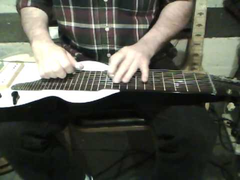 Old Cape Cod - 10 string Lap Steel Guitar