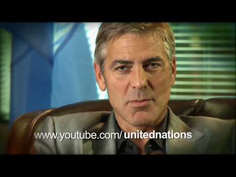 George Clooney wants to hear from you Video