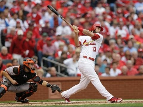 Matt Carpenter 2013 Highlights (Through All-Star Break)