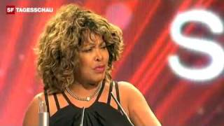 Tina Turner - Swiss Award - January 2010