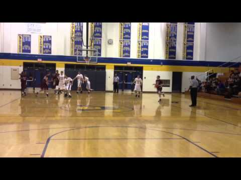 Final minute of Handley Western Region II boys semifinal