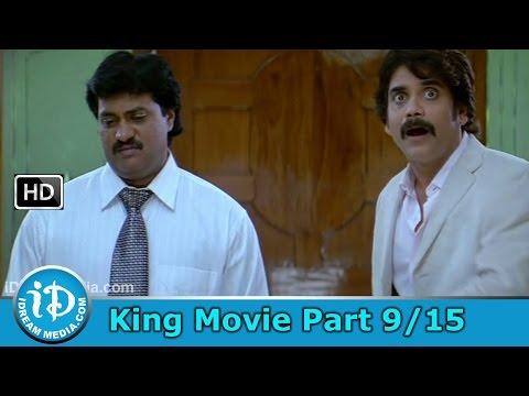 King Telugu Movie Part 915 - Nagarjuna Trisha Mamta Mohandas