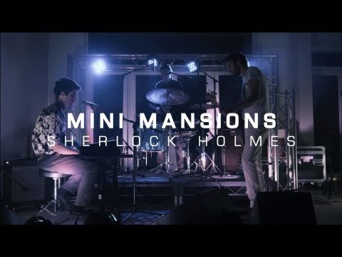 Mini Mansions - Sherlock Holmes // The HoC Palm Springs 2013