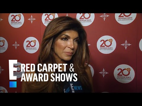Will Teresa & Jacqueline Be Able to Fix Their Friendship? | E! Live from the Red Carpet