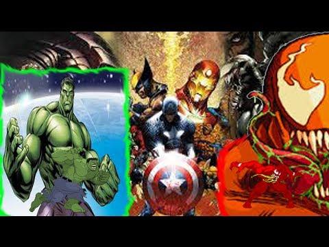 incredible hulk y red venom chars mugen