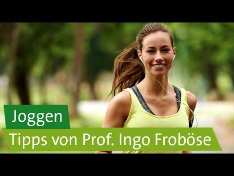 joggen für übergewichtige anfänger
