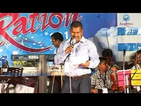 Un Per Solla - Tamil Song - Inspiration 2010 (kunnamkulam) Live Music Program video