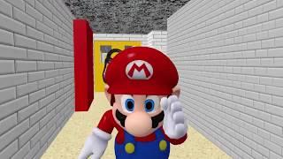 Baldi's basics vs Super Mario