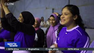 Egyptian boxing club vows to produce more women boxers
