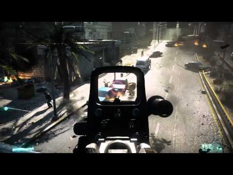 Battlefield 3 Fault Line episode III Music Videos