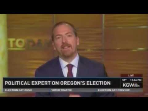 NBC Political Expert Chuck Todd Predicts Several States to Follow Legalization in 2016