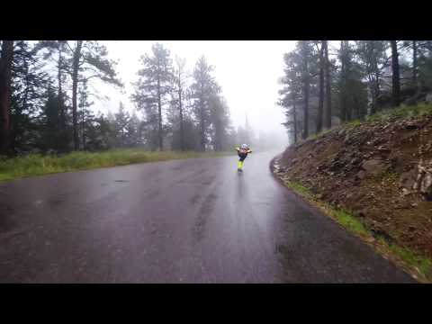 Colorado Downhill: Rain SK8IN