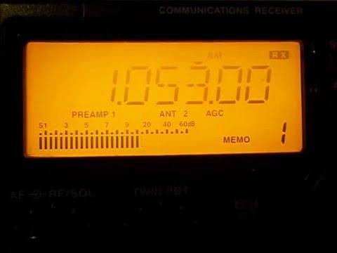 1053   Radio Libya, Tripoli
