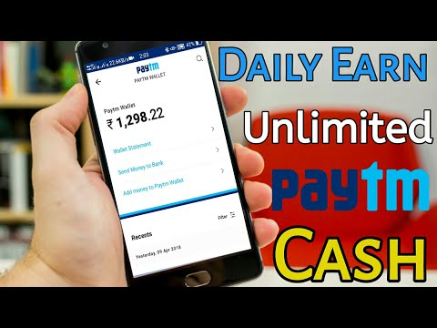 How To Make Money Online Paytm Cash | Unlimited Paytm Cash | Daily Earn Paytm Cash |