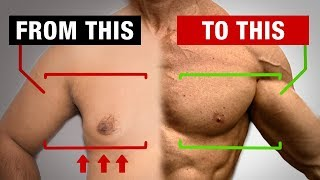 "No More ""Flabby Chest"" (NO BULLSH*T!)"