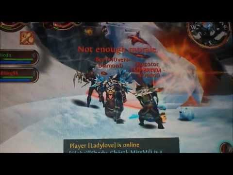 Order & Chaos Online: WORLD BOSS KING OF THE ICE BEAST KILL