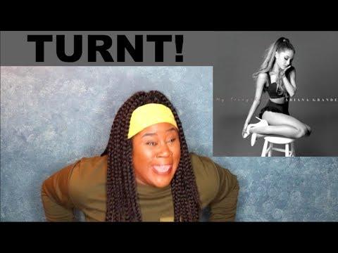 Ariana Grande - My Everything Album |REACTION|