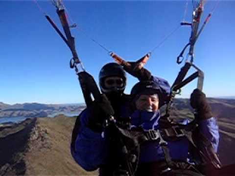 Paraglider Pilot School - Nimbus Paragliding.