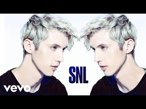 Troye Sivan - The Good Side (Live on SNL)