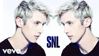 Troye Sivan - The Good Side (Live on SNL) by : TroyeSivanVEVO