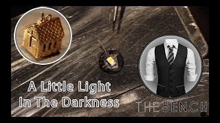 A Little Light In The Darkness - Restoring A 14kt Gold Church Charm w/ A Modern LED