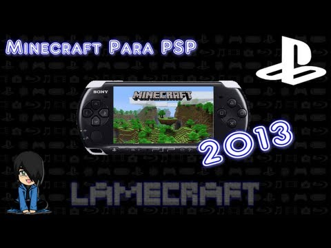 Review: Minecraft para Psp Lamecraft 2014