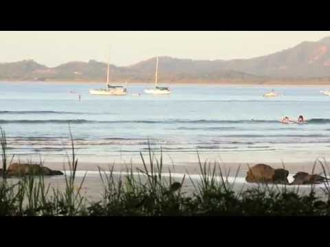 Hotel Capitan Suizo Video, Tamarindo, Costa Rica