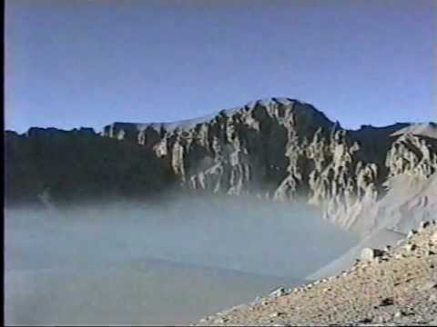 Documental Volcanes Misti y Ubinas