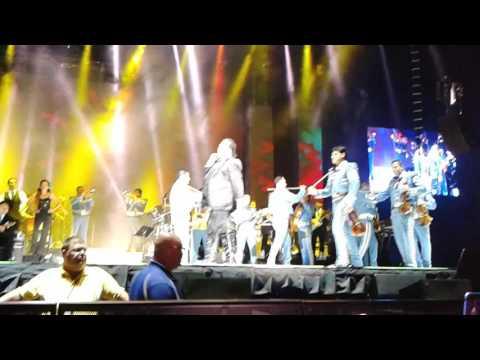 Último concierto de Juan Gabriel en Miami