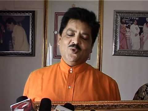 Bollywood World - Udit Narayan Receives His First Maharashtra Ratan Award - Latest Celeb News