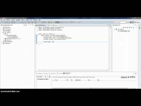 How to Set up Eclipse for OpenGL Development