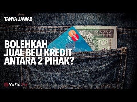 Tanya Jawab: Bolehkah Jual Beli kredit Antara 2 Belah Pihak? - Ustadz DR Sofyan Fuad Baswedan, MA.