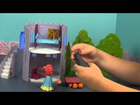 The Castle and Forest Playset
