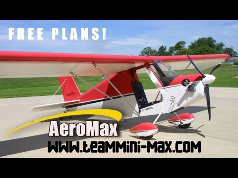 Wooden Aircraft Plans For Sale