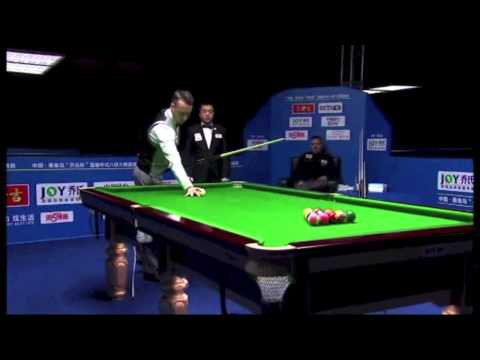 Chinese 8 Ball Masters 2013 - Final (Potts vs Melling): Part 8