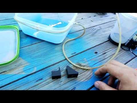 Обработка abs пластика часть 4