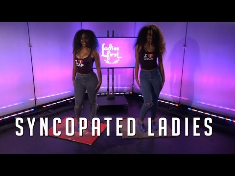 Sync Ladies Elevates Tap Dance, Beyonce Flying Them To London + Performs on Ladies First