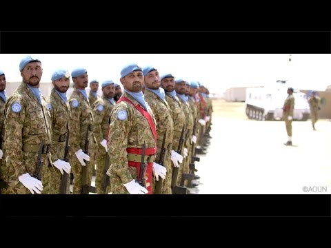 Pakistan Army Battalion 2 || UNAMID, Darfur Sudan (UNITED NATIONS)