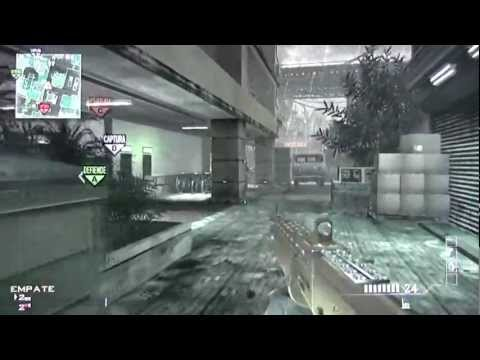 MW3 ¡MOAB Con Escopeta! ¡SPAS-12! ¡53-7! ¡2vs3! Modern Warfare 3 Gameplay Comentado En Español