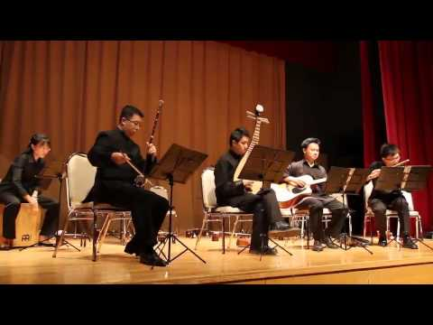Chinese Music Ensemble - 陪我看日出 Pei Wo Kan Ri Chu
