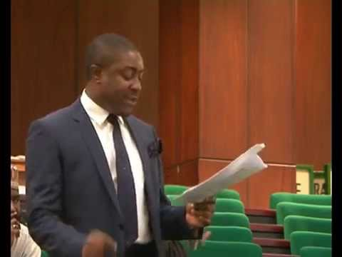 A Bill to Establish Maritime University of Nigeria Oron