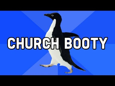 Awkward Situations: CHURCH BOOTY! (Funny Black Ops 2 Commentary)