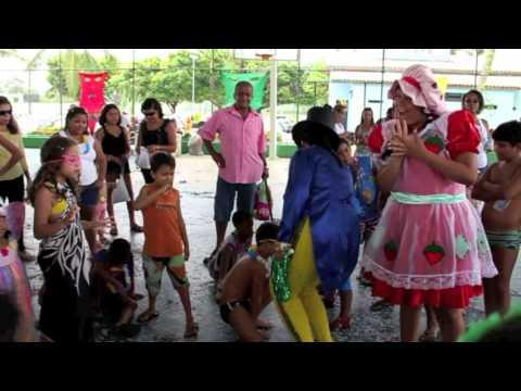 Baile De Carnaval Infantil Cepe video