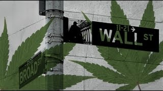 Cannabis Comes To Wall Street: Marijuana Entrepreneurs Pitch Investors In New York City 6/19/13