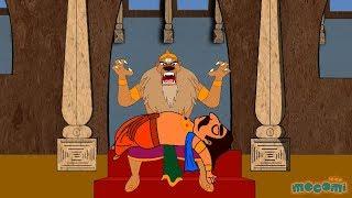 Story of Holi & History behind it! | Mythological Stories from Mocomi Kids