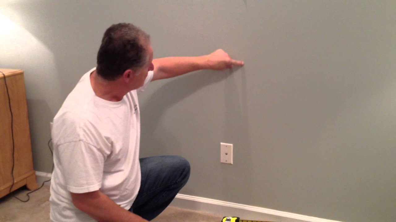 How To Install A Wall Mounted Upholstered Headboard From