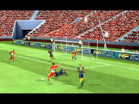 Real Football 2013 v1.0.3 APK + DATA 774MB Free Download Updated Links