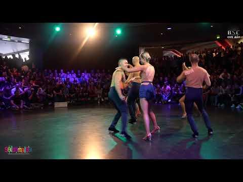 Sabor Latino Melaza Stargate Show (BERLIN SALSA CONGRESS 2018)