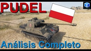 World Of Tanks Español: Tanques Polacos | Pudel: Análisis Completo